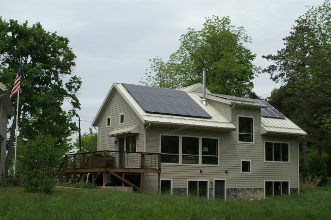 A new law expanding opportunities for commercial solar and wind has unexpected consequences for homeowners. Advocates worry it's one more attack on net metering in Virginia.