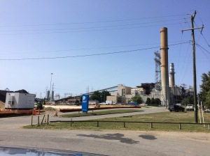 Dominion Energy Virginia's Chesterfield Coal Plant